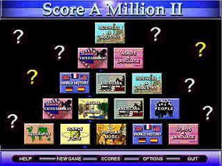 Score A Million II Game Screen Shot